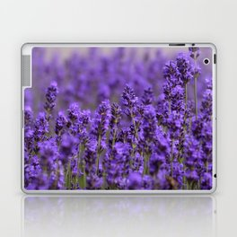 the smell of lavender -c- Laptop & iPad Skin