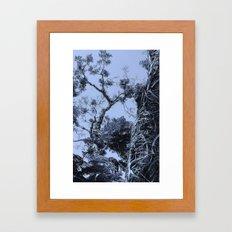 Gnarly. Framed Art Print