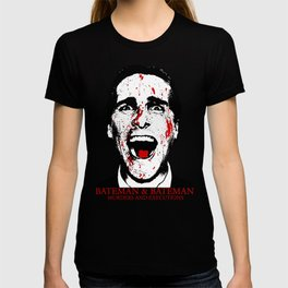 AmericanPsycho-Bateman&Bateman T-shirt