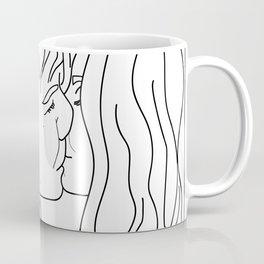 Kissin Coffee Mug