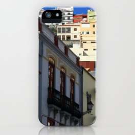 La Gomera 1.2 iPhone Case