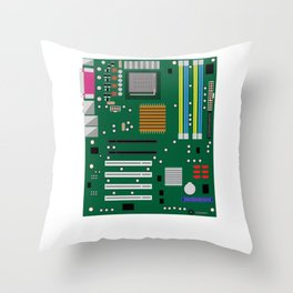 Computer Engineering Software Engineer Network Developer Computer Science Throw Pillow