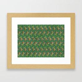 Tropical Envie Framed Art Print