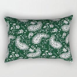 celtic paisley Rectangular Pillow