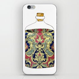 bottled happiness iPhone Skin