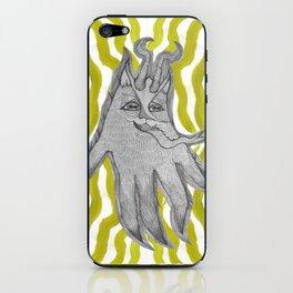 Krampus squidcat iPhone Skin