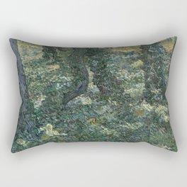 Undergrowth Rectangular Pillow