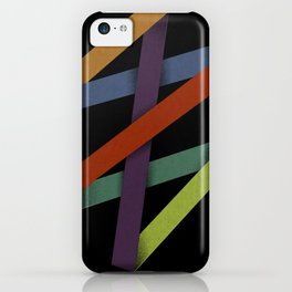 Folded Abstraction iPhone Case