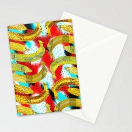 Banana Madura. Stationery Cards