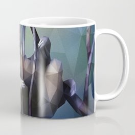 Sloth (Low Poly Cool) Coffee Mug