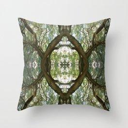 Arborescence Throw Pillow