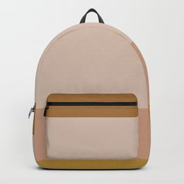 Contemporary Color Block X Backpack