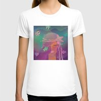 mermaid T-shirts featuring Mermaid by Graphic Tabby