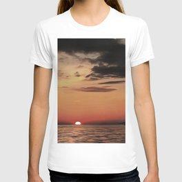 Autumn Evening Sundowner T-shirt