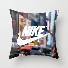 Nike Throw Pillow