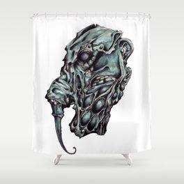 Elephant Man Shower Curtain