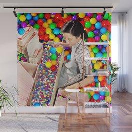 Kid Again Wall Mural