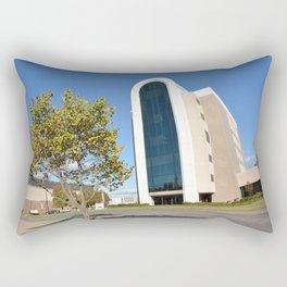 Northeastern StateUniversity - The W. Roger Webb IT Building, No. 2 Rectangular Pillow