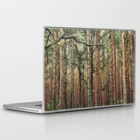 it crowd Laptop & iPad Skins featuring Crowd by ~EQM