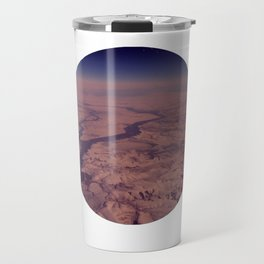 yes, the river knows Travel Mug