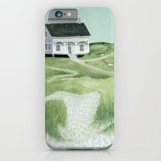 Cottage on the beach Slim Case iPhone 6