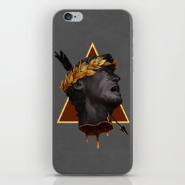Fool's Gold iPhone Skin
