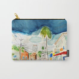 Street in Louisiana Carry-All Pouch