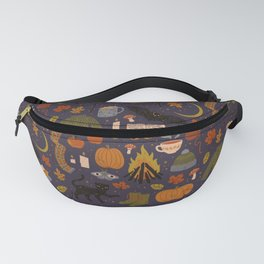 Autumn Nights Fanny Pack