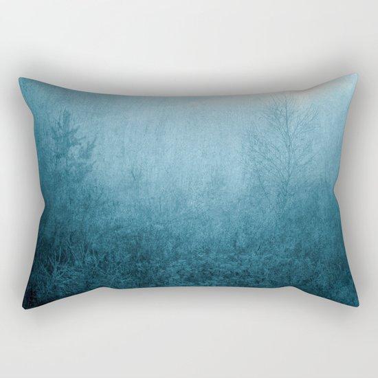 Cold Dawn Rectangular Pillow