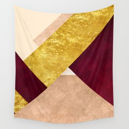 Modern Mountain No3-P3 Wall Tapestry