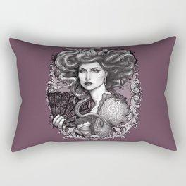 MEDUSA IMPERATRIX MUNDI Rectangular Pillow
