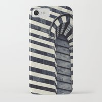 striped iPhone & iPod Cases featuring Striped by farsidian