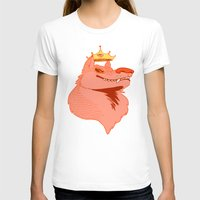 queen T-shirts featuring Queen by Natte