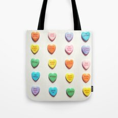 Love Books Tote Bag