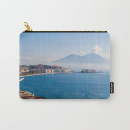 View of Naples Bay, Italy Carry-All Pouch