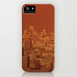 St Paul's iPhone Case