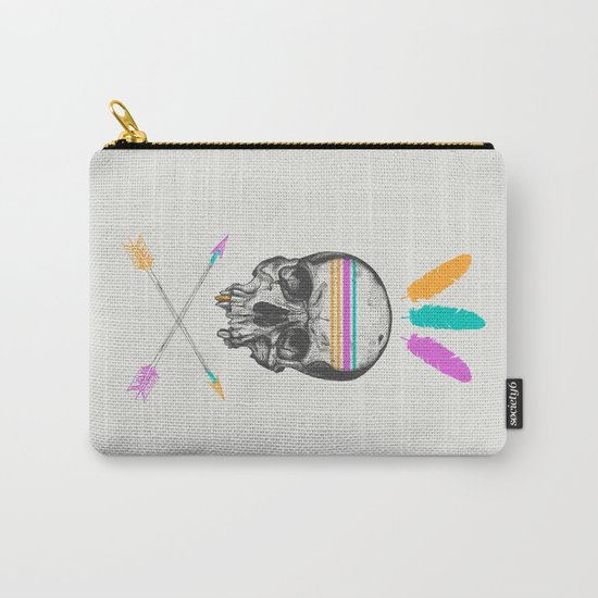 Dead Chief  Carry-All Pouch