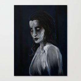 Mary Lee Canvas Print