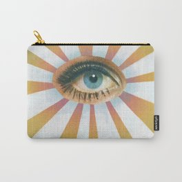 Vintage eye collage  Carry-All Pouch