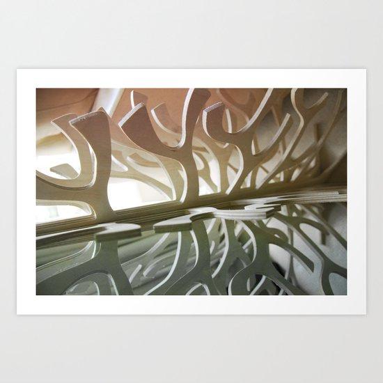 defining form Art Print