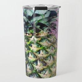 Purple Pineapple Travel Mug