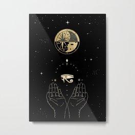 The Eye of Horus Metal Print