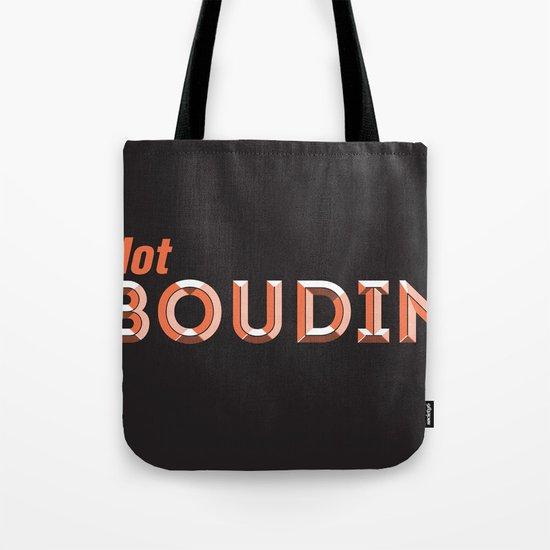 Hot Boudin Tote Bag