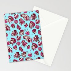 Pattern of the French Revolution Stationery Cards