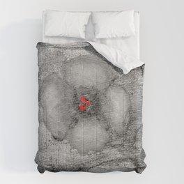 Grey Poppy S51 Comforters