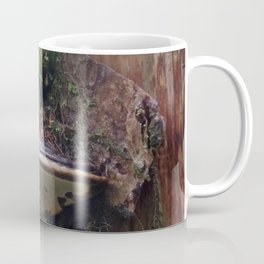 Magical Fungi World | Nature Photography Coffee Mug