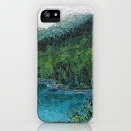 Lake Fuschl, Austria iPhone Case