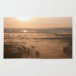 Misty SunRise Rug