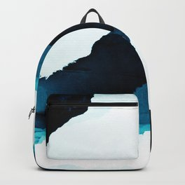 Teal Isolation Backpack