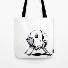 ADORE-A-BOT Tote Bag